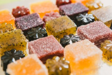 candied fruit jelly