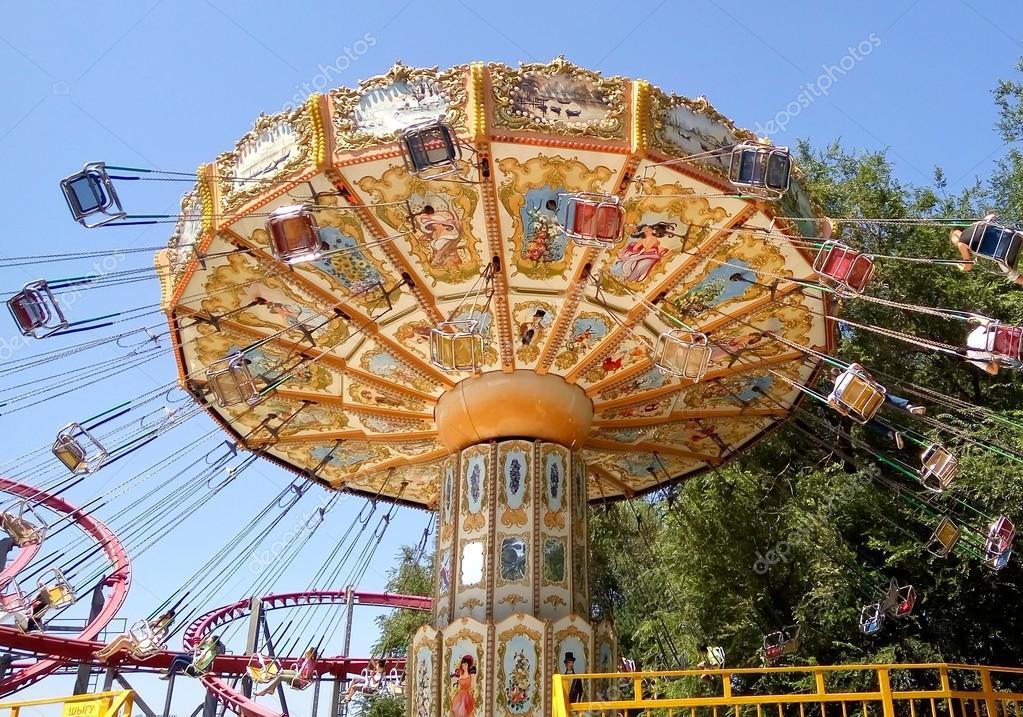parc attraction kazakhstan