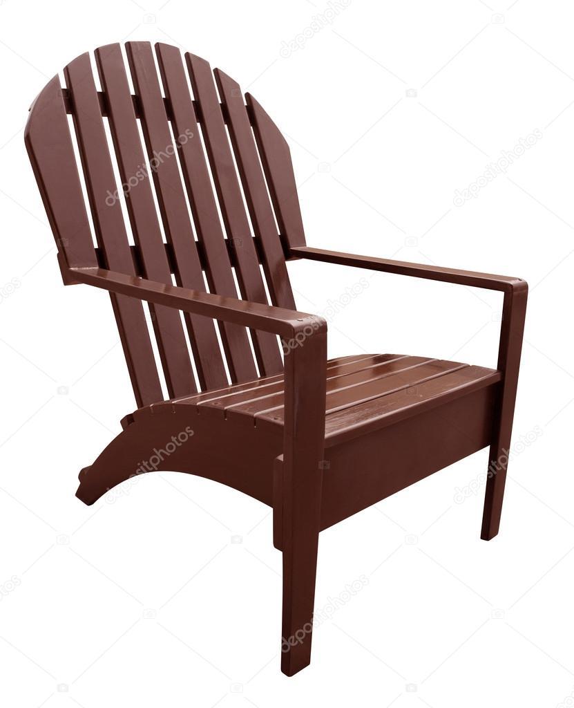 Sessel aus Holz — Stockfoto © venakr