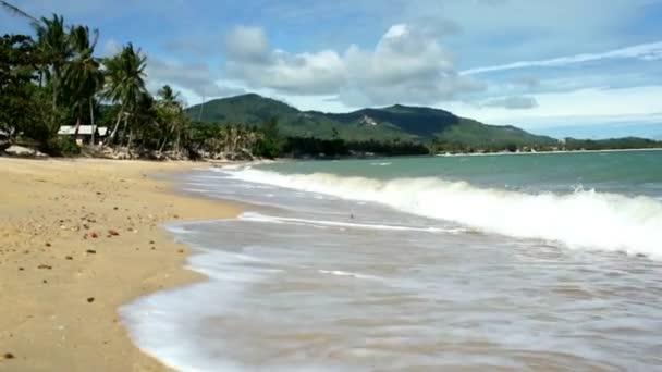 tropické moře a pláže