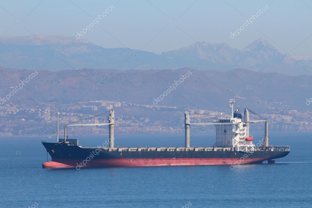 Barco de contenedores vac o foto de stock photobeginner 57752193 - Contenedores de barco ...