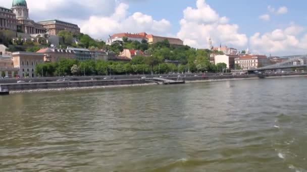 Városi rakparton. Budapest, Magyarország