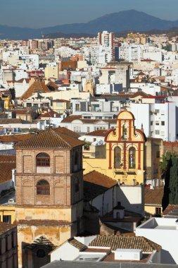 Church of monastery of Saint Augustine. Malaga, Spain