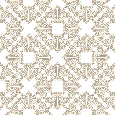 Texture light brown seamless white background.
