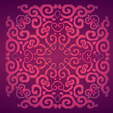 Texture seamless, oriental pattern.