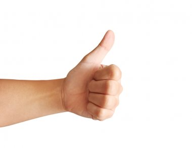 Good Hand gesture