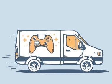 fast delivering joystick
