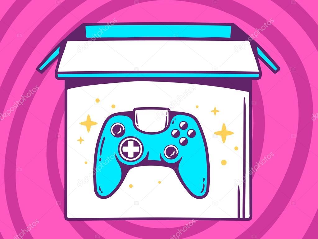icon of  joystick