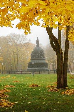 The monument Millennium of Russia