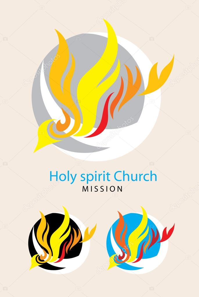 ᐈ Drawing of the holy spirit stock images, Royalty Free holy spirit vectors  | download on Depositphotos®