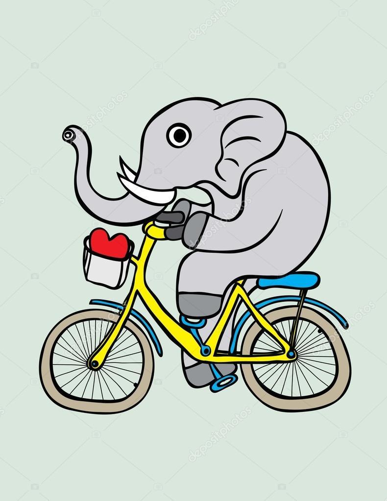Cute Elephant