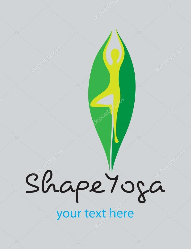 Shape Yoga Logo