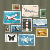 sbírka poštovních známek