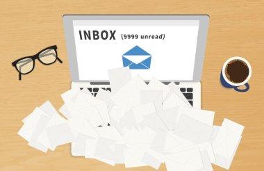E-mail spam