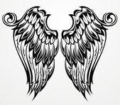 Photo Tattoo wings