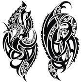 Fotografia disegno tatuaggio