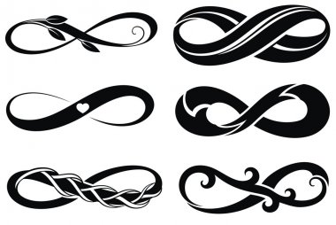 Tattoo symbols stock vector
