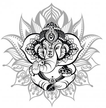 Ornament God Ganesha