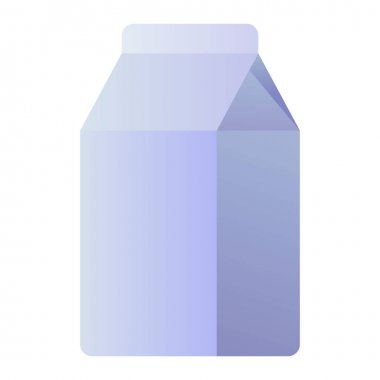 Milk milky health single isolated icon with smooth style vector illustration icon