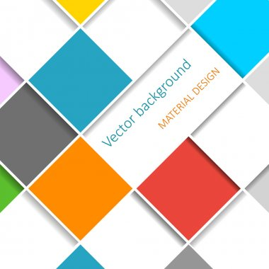 Vector background for web applications and mobile os