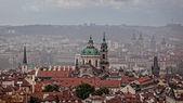 Fotografie Střechy Praha, věž starého města