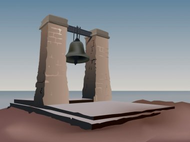 The bell monument
