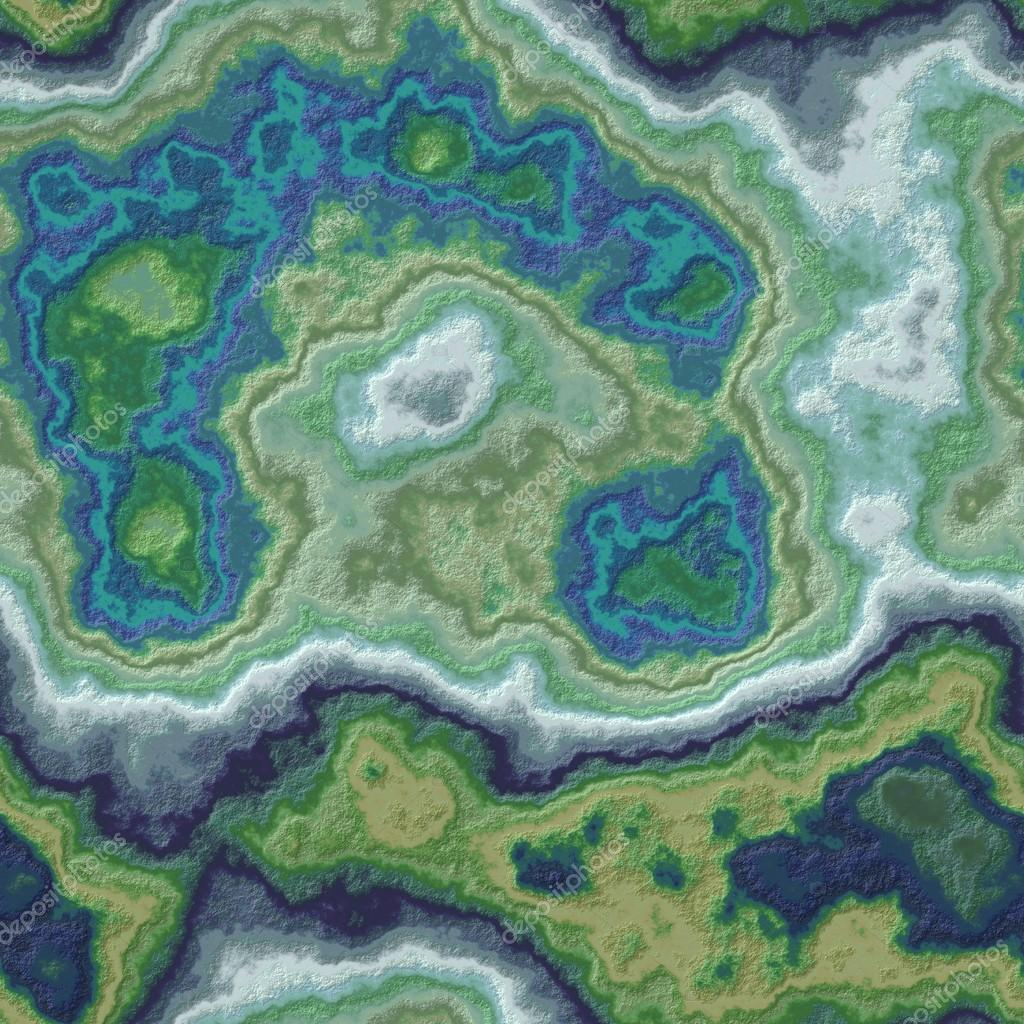 Naturliches Grun Und Blau Marmor Achat Stein Nahtlose Textur