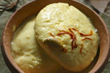 Ras Malai - A sweet dish from Bengal