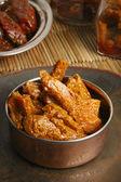 Gajar ka Ladislava - populární indická okurka gajar nebo mrkev