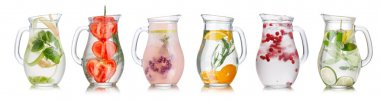 Detox water collection