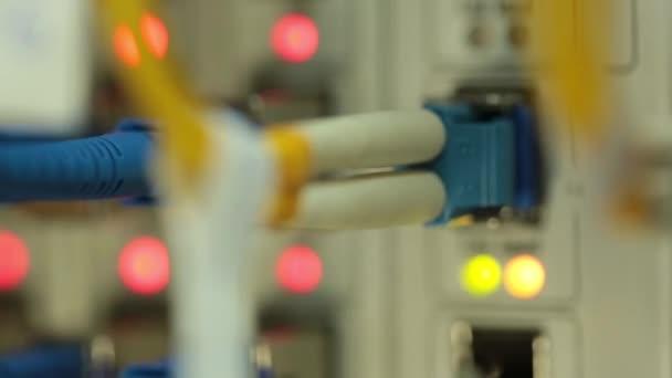 optické síťový kabel