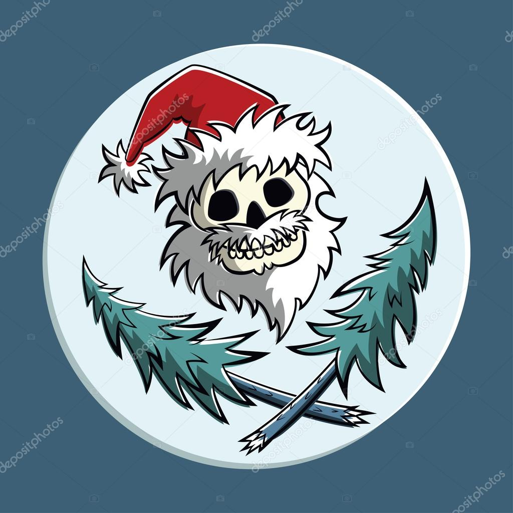 piratic Santa Claus