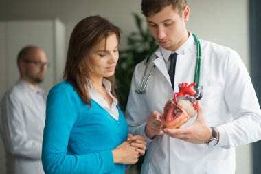 doctorconsult patient with heart problems