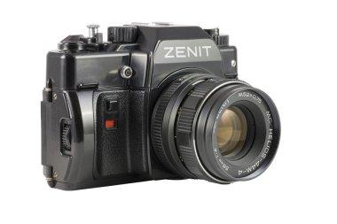 Russian SLR camera Zenit-122