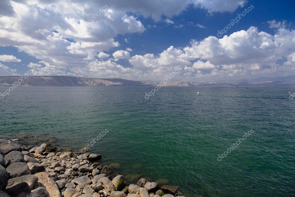 Sea of Galilee kineret