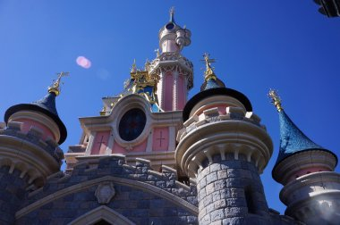 Sleeping Beauty's Tower