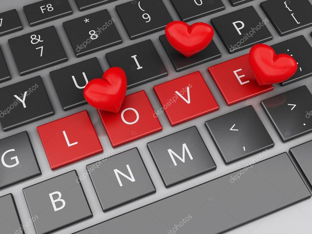 Resultado de imagem para teclado e amor