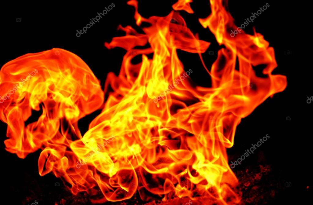 fuego — Foto de stock © dodohawe #52847139