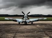P51 Mustang repülőgép