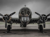 B17 Flying Fortress Memphis Belle