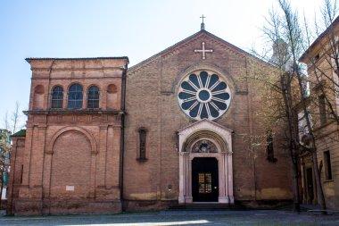 the Basilica of San Domenico in Bologna