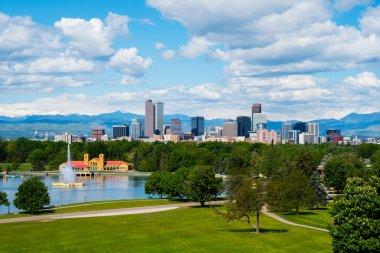 Skyline in Denver