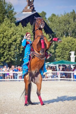 Performance of Kremlin Riding School