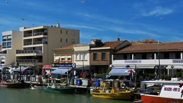 Palavas les Flots, Herault, Occitanie, Francie