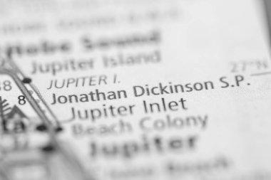 Jupiter Dickinson S.P. Florida. USA
