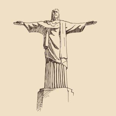 Statue of Jesus Christ in Rio