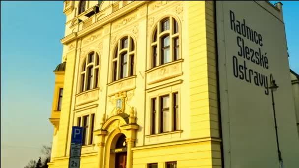 Ostrava stará radnice časová prodleva