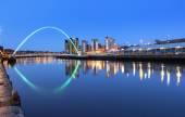 Photo Millennium Bridge, Newcastle upon Tyne