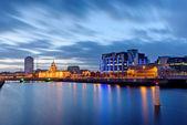 Fotografie Dublin skyline