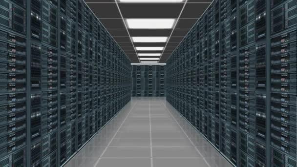 Server-Rechenzentrum